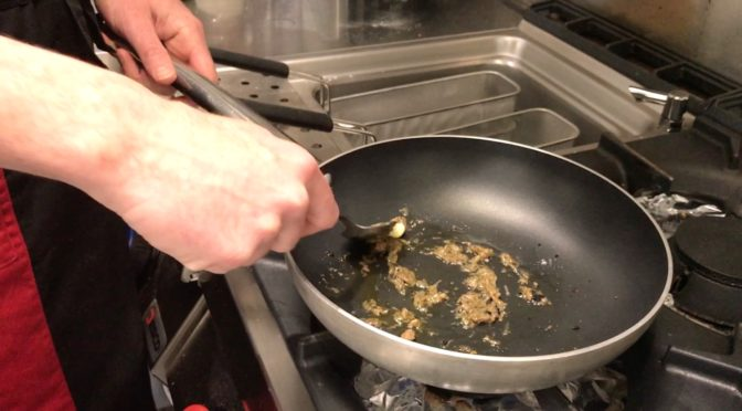 como hacer la salsa de trufas